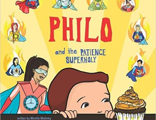 News Flash: Philo and the Patience SuperHoly